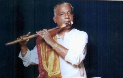 South Indian Classical Flute's True Maestro