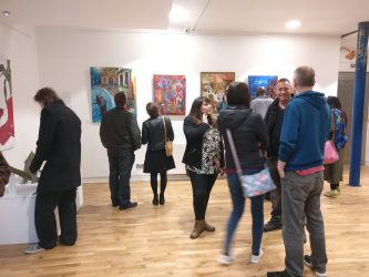 Artist Networking Event
